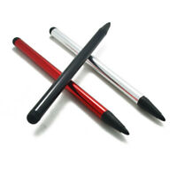3pcs Capacitive Stylus Pencil Pen Touch Screen Rubber Tip For Tablet IPad Phone