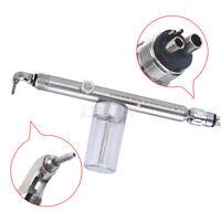 HOT Dental Alumina Sandblasting Gun 4 Holes Air Polisher Microetcher Handpiece