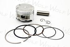 Aluminum Standard Piston Pin Rings Clips Kit For Honda NX250 Dominator AX-1