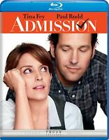 Admission (Blu-ray Disc, 2013, Canadian)