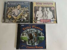 Tony Pastor and His Orchestra Cds Clooney Sisters 1947, Pastor Goes to Town