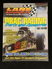 1997 Lane Automotive Drag Racing Parts And Accessories Catalog