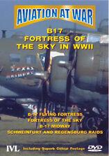 AVIATION AT WAR B17 FORTRESS O - DVD - REGION 2 UK