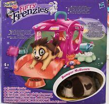 HASBRO - FURREAL FRIENDS - FURRY FRENZIES - 24483 - Bumper e la sua Cuccia - New