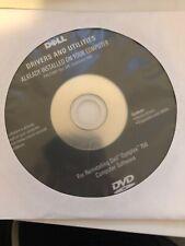 Dell Optiplex 760 Computer Software Drivers Diagnostics Utilities unopened GY801