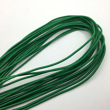 5yds Green Trong Elastic Bungee Rope Shock Cord Tie Down DIY Jewelry Making
