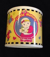 VTG Fisher Price Mattel Little Mommy Pretend Play Food Baby Doll House Toy