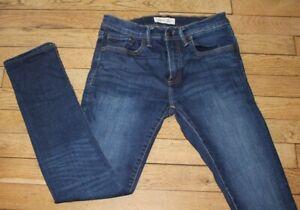 GAP Jeans pour Femme W 28 - L 30 Taille Fr 38 SKINNY  (Réf #O072)