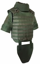 New Olive Body Armor Plate Carrier Vest MOLLE