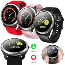 Sport Smart Watch Fitness Tracker Heart Rate Sleep Monitor for iPhone Samsung LG