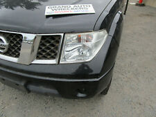 Nissan D40 Spainish  Navara L/H Headlight