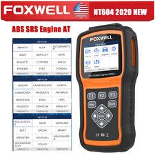 Auto OBD2 Car Code Reader Scanner Tool Engine ABS Airbag Transmission Reset Scan