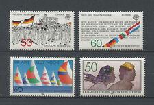 ALLEMAGNE FÉDÉRALE - 1982 YT 962 à 965 - TIMBRES NEUFS** MNH
