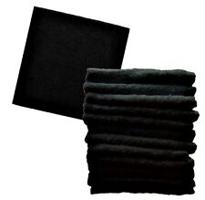 100% EGYPTIAN COTTON 550 GSM MANY COLOURS FACE CLOTH TOWELS FLANNELS