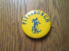 "1940's Pittsburgh Steelers 1&3/4"" Pin"