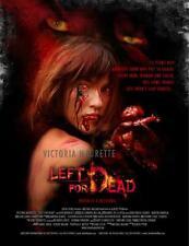 LEFT FOR DEAD Movie POSTER 27x40