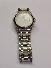 Bulova Quartz Water resistant Stainless steel Watch