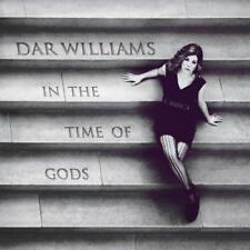 DAR WILLIAMS - IN THE TIME OF GODS (NEW & SEALED) CD Folk Poetry