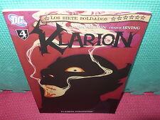 KLARION - 4 DE 7 - LOS SIETE SOLDADOS DE LA VICTORIA