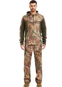 Under Armour Ridge Reaper Early Season Camo Jacket and Pants- M,32W