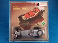 "Diecast Car - HISTORIC RACER - Clifford Toys Hong Kong Size 4 3/4"" Vintage"