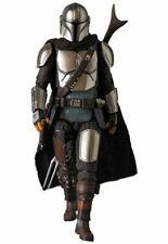 Mafex No.129 MANDALORIAN Action Figure Medicom Toy Star Wars
