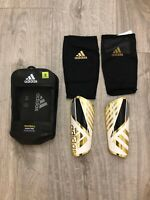 Adidas Ghost Graphic Kids Shin Guards 10-13 Years (S) BNWT