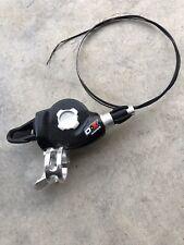 SRAM X-0 Left Front Trigger Shifter, XO Carbon