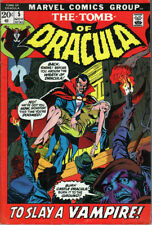 Marvel Tomb of Dracula #5 (1972) ~ No stock images