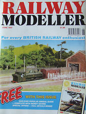 RAILWAY MODELLER MAGAZINE JUN 1997 DUNSTER HAWKSWORTH DREAM SEATON SLUICE POLET