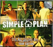 SIMPLE PLAN Still Not Getting Any 2004 SPECIAL TOUR EDITION CD + VCD + SLIPCASE