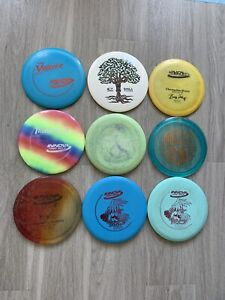 Used Disc Golf Lot Innova Roc3 Aviar Beast Valkyrie Leopard3 Teebird Explorer