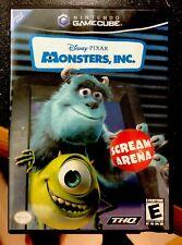 Monsters, Inc.: Scream Arena (Nintendo GameCube, 2002)