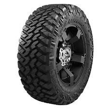 1 New 35x12.50R17LT Nitto Trail Grappler M/T Mud Tire 10 Ply E 121Q