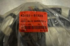 Kubota K3151-61223 ZD wiring harness OEM Part New