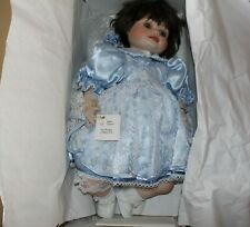 "Marie Osmond Doll ""Olive May"" Fine Porcelain Toddler doll WITH BOX & COA"
