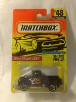 Matchbox Super Fast '56 Ford Pick-Up #48 of 75 1:64 Scale Diecast mb1801