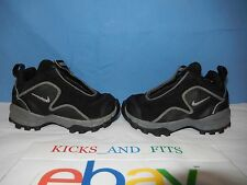 Vtg 2002 Nike ACG Boots Shoes Toddler 7c Kids Black Rare 304966 Velcro Closure