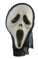 Scary Halloween Hooded Scream Mask Horror