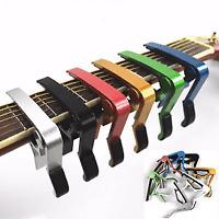 Premium Guitar Capo Quick Change For Acoustic/Electric/Classic AIF