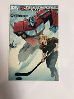 Transformers Vs Gijoe (2015) # 6 (NM) Montreal Comic con Variant!