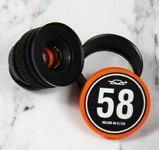 📹 HELIOS 44-2 2/58 Cine lens Canon EF mount CINE ANAMORPHIC SWIRLY BOKEH FLARE