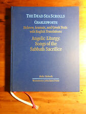 The Dead Sea Scrolls Hebrew, Aramaic, and Greek Texts with English Translations.