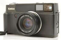 [EXC++++] Konica Hexar AF Black 35mm Rangefinder Film Camera from JAPAN A444H