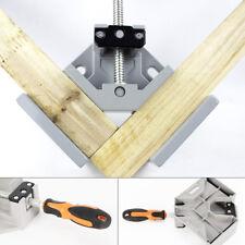 Adjustable Right Angle Corner Clampwoodworking Frame Vise Holder Welding Clip