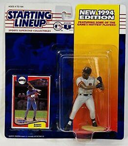 ⚾️ 1994 STARTING LINEUP - SLU - MLB - BARRY BONDS - SAN FRANCISCO GIANTS (2)