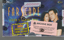 Farscape Season 4 - A Factory Sealed Archive Box