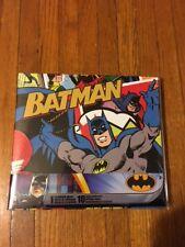 *~ DC Comics BATMAN Scrapbook Album W/ 10 Page Protectors NEW