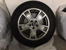 Dunlop Grandtrek WT M3 Winterreifen 255/55 r18 auf BMW Alufelgen