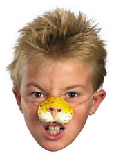 Tiger Nose Mask Unisex Halloween Costume Accessory